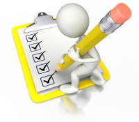 start with a productivity assessment